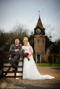 Louisa and Danny wedding