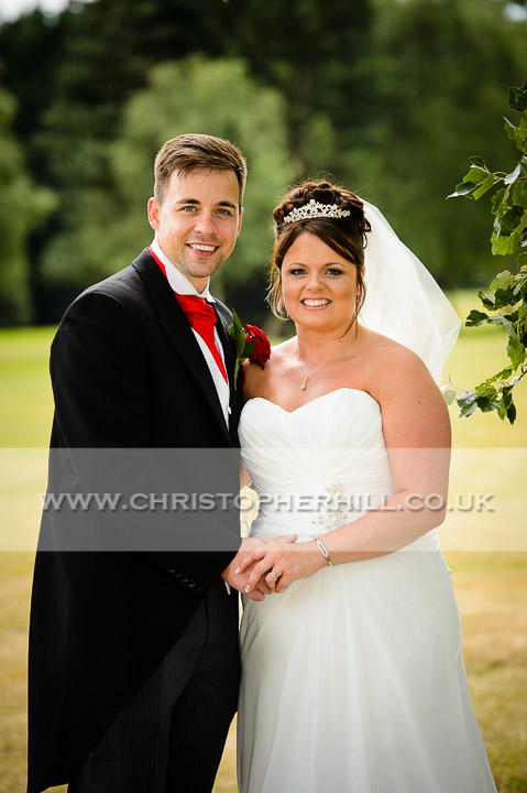 Wedding Wexham Park Golf Club