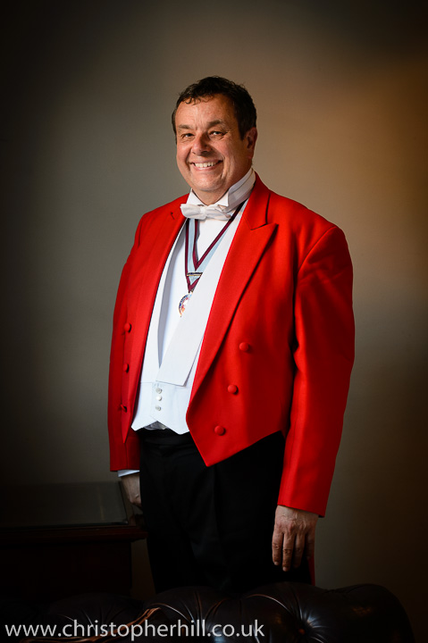 Toastmaster, Paul Deacon