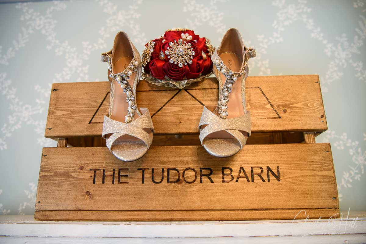 Tudor Barn wedding